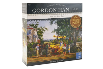 Gordon Hanley Business As Usual 1000 Piece Jigsaw Puzzle