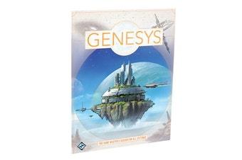 Genesys RPG Game Master Screen