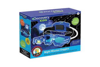 Discovery Kids Night Mission Goggles