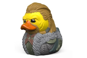 Tubbz Skyrim: Ulfric Stormcloak Cosplaying Duck Figure