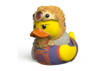 Tubbz Skyrim: Jarl Balgruuf the Greater Cosplaying Duck Figure
