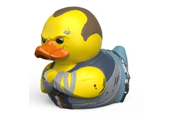 Tubbz Borderlands: Brick Cosplaying Duck Figure