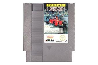 Ferrari Grand Prix Challenge [Pre-Owned] (NES)