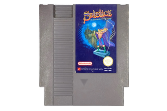 Solstice The Quest for the Staff of Demnos [Pre-Owned] (NES)