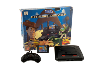 Mega Drive II Toy Story Limited Edition Console (Boxed) [Pre-Owned]