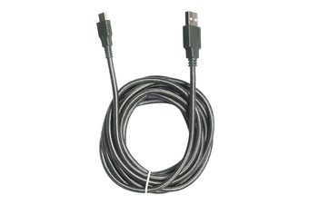 Braided 3m USB Type-C Cable for Nintendo Switch (Grey)