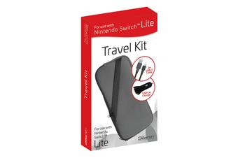 3rd Earth Travel Kit for Nintendo Switch Lite (Grey)