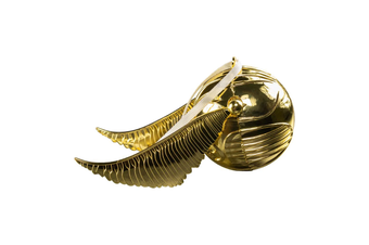 Harry Potter Golden Snitch Metal Ornament