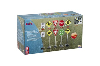 Theo Klein Australian Traffic Sign Set 5 Pack