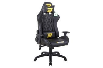 PRE-ORDER: Brazen Phantom Elite PC Gaming Chair (Black)