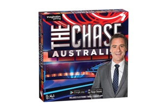 The Chase Australia Board Game