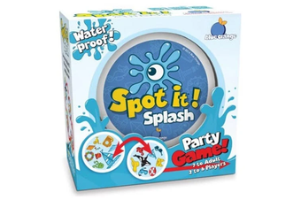 Spot It! Waterproof Card Game