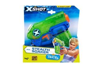 Zuru X-Shot Stealth Soaker Water Blaster