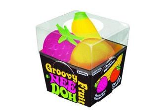 Schylling Nee-doh Groovy Fruit