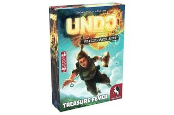 Undo: Weaving Fate Anew Treasure Fever Board Game