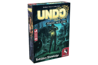 Undo Weaving Fate Anew Forbidden Knowledge Board Game