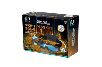 Discovery Adventures Night Mission Goggles