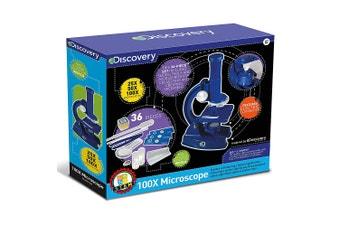 Discovery Kids 100x Microscope