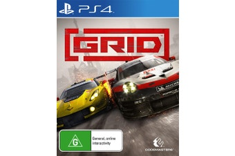 GRID [Pre-Owned] (PS4)