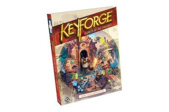 Genesys: Keyforge Secrets of the Crucible Fantasy Campaign Setting