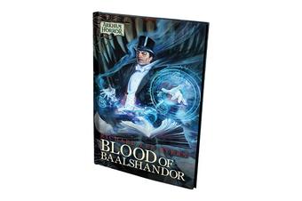 Arkham Horror: Novella Blood of Baalshandor