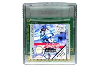 Jeremy McGrath Supercross 2000 [Pre-Owned] (Game Boy Color)