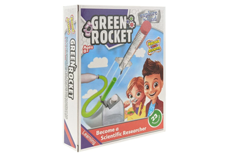 Explore & Find Green Rocket Science Kit