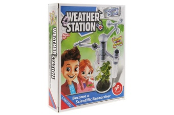 Explore & Find Weather Station Science Kit