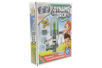 Explore & Find Dynamo Torch Science Kit