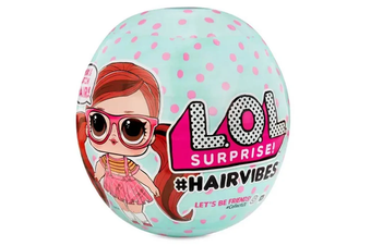 L.O.L Surprise! #Hairvibes Dolls