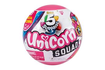 5 Surprise Unicorn Squad Assortment