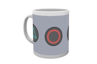 Playstation Buttons Mug