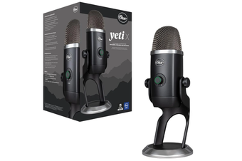 Blue Yeti X Professional USB Microphone