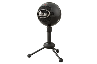 Blue Snowball Professional USB Microphone (Gloss Black)