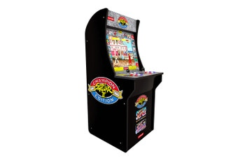 Street Fighter II Champion Edition Arcade Cabinet