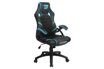 PRE-ORDER: Brazen Puma PC Gaming Chair (Blue)