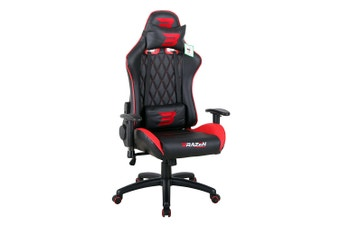 PRE-ORDER: Brazen Phantom Elite PC Gaming Chair (Red)