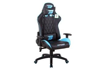 PRE-ORDER: Brazen Phantom Elite PC Gaming Chair (Blue)