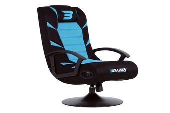 PRE-ORDER: Brazen Pride 2.1 Bluetooth Surround Sound Gaming Chair (Blue)