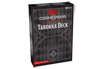 Dungeons & Dragons Curse of Strahd: Tarokka Deck