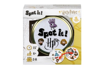 Spot it Harry Potter Card Game