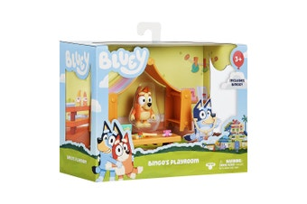 Bluey Mini Playset Season 2 Bingo's Playroom