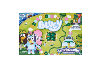 Bluey & Friends Shadowlands Board Game