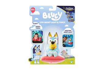 Bluey GoGlow Bluey Buddy Night Light & Torch
