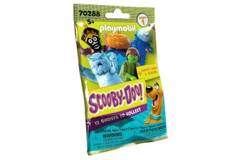 Playmobil Scooby Doo Mystery Figures Blind Bag
