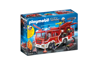 Playmobil Firefighters Fire Engine