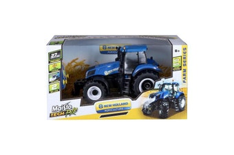 Maisto Tech New Holland Farm Tractor 1:16 Scale Remote Control Car