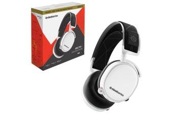 Steelseries Arctis 7 White Wireless Gaming Headset