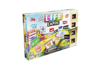 The Game of Life Empire Board Game