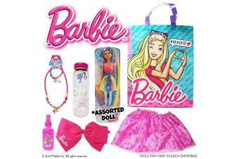 Barbie Fab Life Showbag